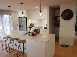 Meadowbank home renovations